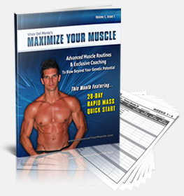 Maximize Your Muscle Training Manual