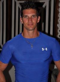 WBFF Pro Fitness Model Vince Del Monte